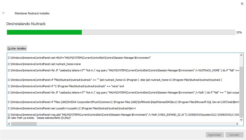 Install uninstall applications