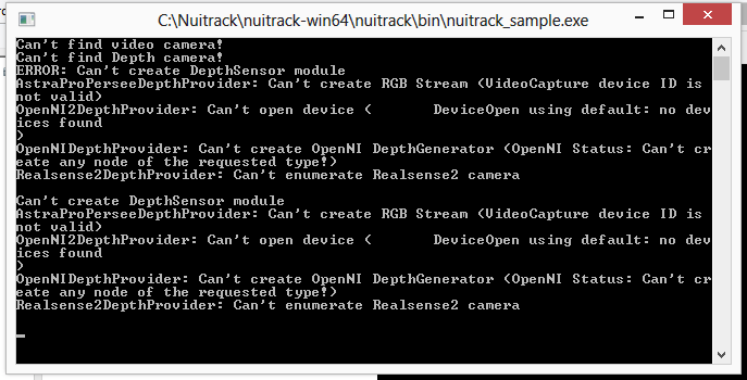 Nuitrack Installation and Activation Tutorial Video [for Windows